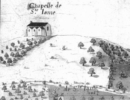 Chapelle de Ste Jame